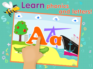 ABC Games for Pre-K from Kids Academy