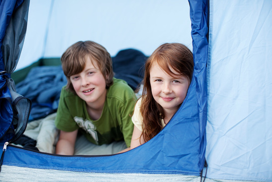 Childrens Camping Activities