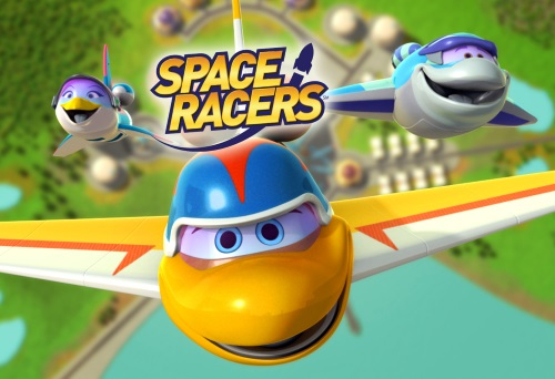Space Racers preschool show